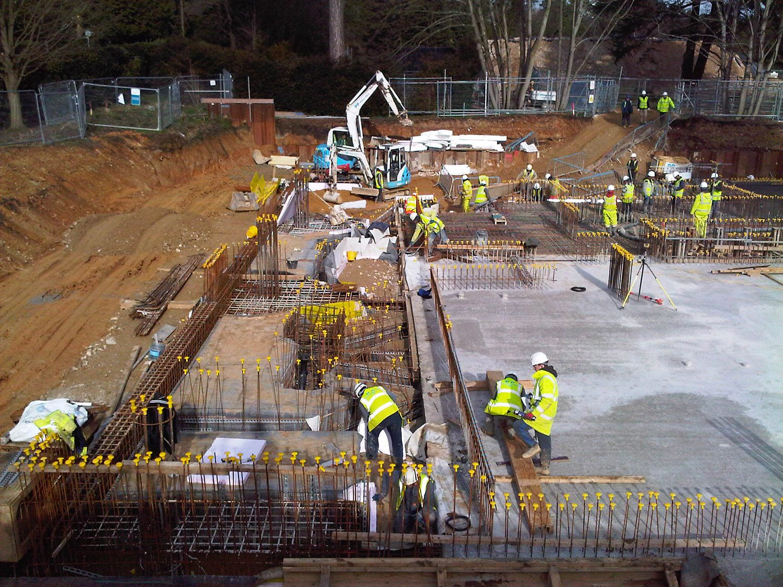civil engineering berkshire